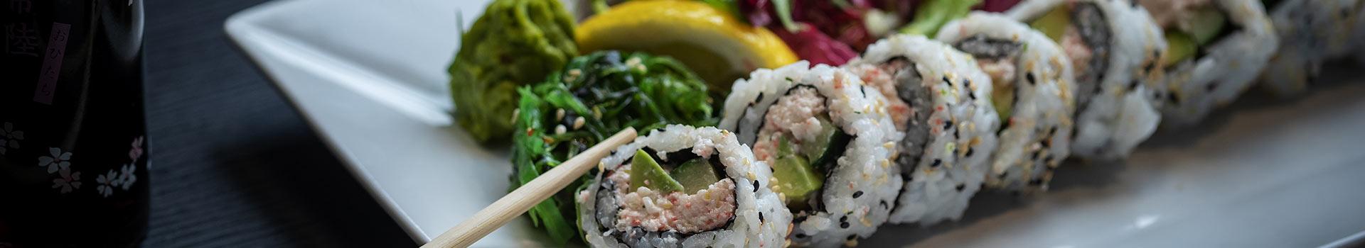 normaki sushi